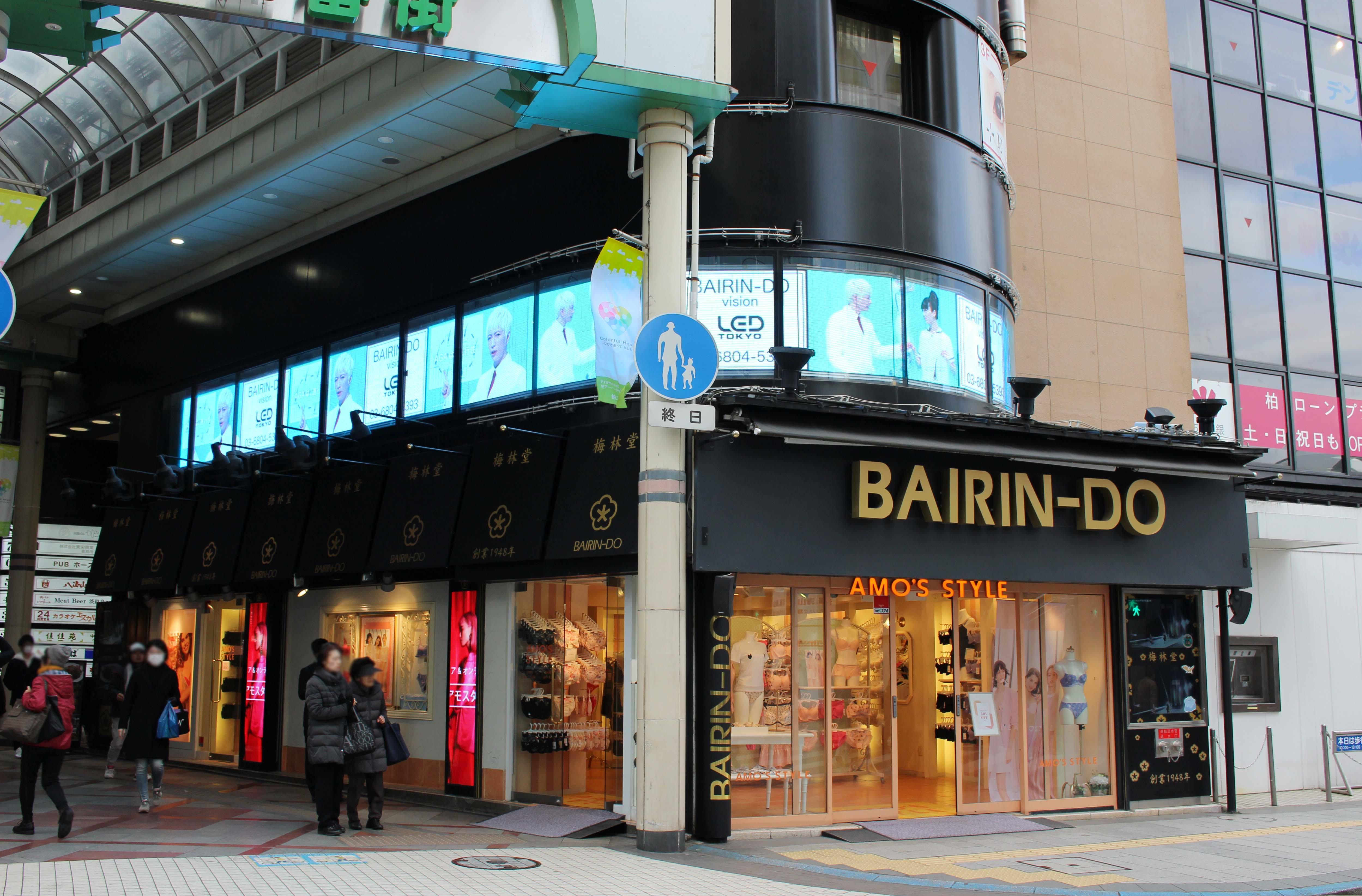 柏/BAIRIN-DO VISION (梅林堂)