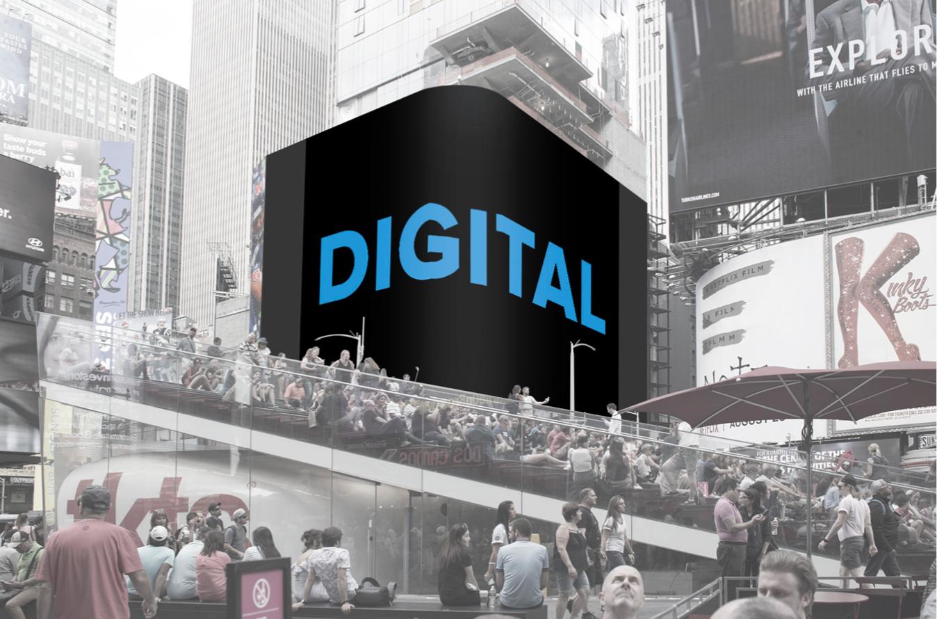 ニューヨーク 20 Times Square – D221