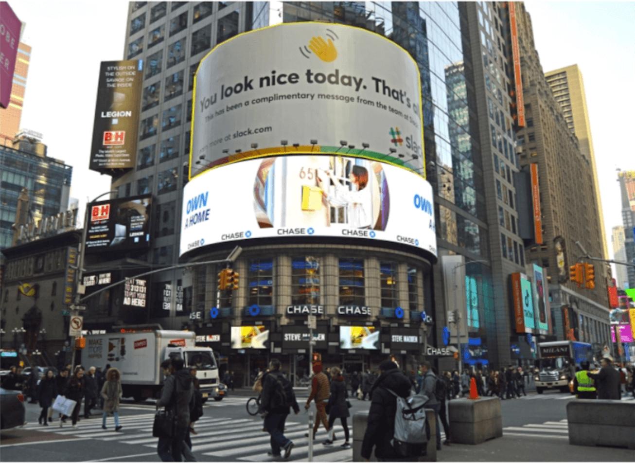 ニューヨーク 7th Ave. at 42nd Street – 3005
